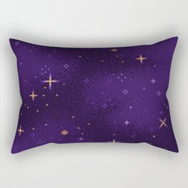 Halloween Galaxy Rectangular Pillow