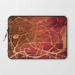 Abstract No. 184 Laptop Sleeve
