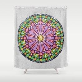 Mandala 5 Shower Curtain