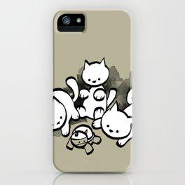minima - mow iPhone Case