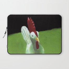Toy Chicken Laptop Sleeve