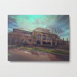 Phoenixville Foundry Metal Print