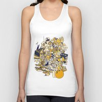 movies Tank Tops featuring Movies Explosion by zaMp