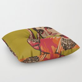 Bollywood Style Floor Pillow