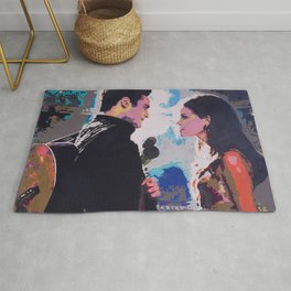 Johnny and June Rug