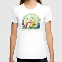 super smash bros T-shirts featuring Olimar - Super Smash Bros. by Donkey Inferno