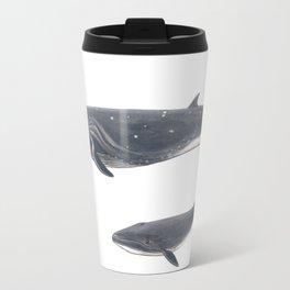 Sei whale (Balaenoptera borealis) Travel Mug