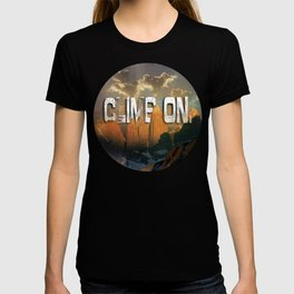 Climb the Mountains T-shirt