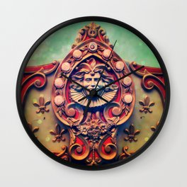 Step Right Up Wall Clock
