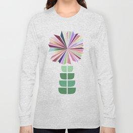70ies flower No. 1 Long Sleeve T-shirt