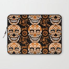 Halloween Calaveras Laptop Sleeve