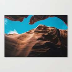 Canyon United States Canvas Print