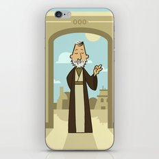EP4 : Obi Wan Kenobi iPhone & iPod Skin