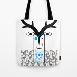"Deardeer ""Pirate"" Tote Bag"
