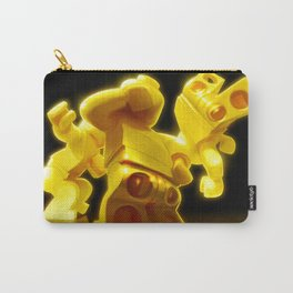 Yellow Butts Carry-All Pouch