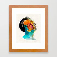 Anatomy [Ellis+Ford] Framed Art Print