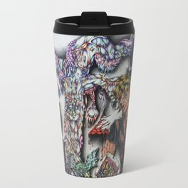 Battle to the Death Travel Mug