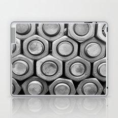 STUDS (b&w) Laptop & iPad Skin