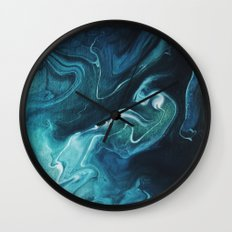 Gravity II Wall Clock