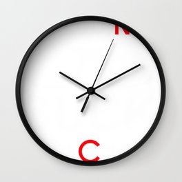 we did not suck Wall Clock