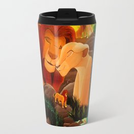 Can you feel the love tonight ? Travel Mug