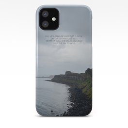 Skye Boat Song iPhone Case