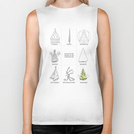 Architecture History of the Christmas Tree Biker Tank