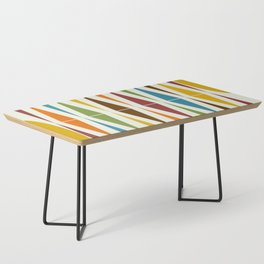 Mid-Century Modern Art 1.4 Coffee Table