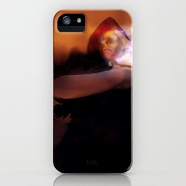 Dragon Warrior  iPhone Case