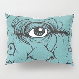 Number #19 Pillow Sham