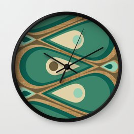 MCM Womack Wall Clock