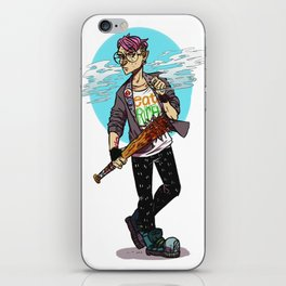 Kid Omega iPhone Skin