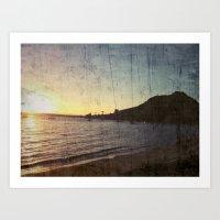 Sunset Serenity Art Print