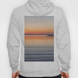 Ripples sea and sky Hoody