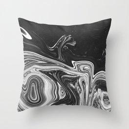 BUBBLING Throw Pillow
