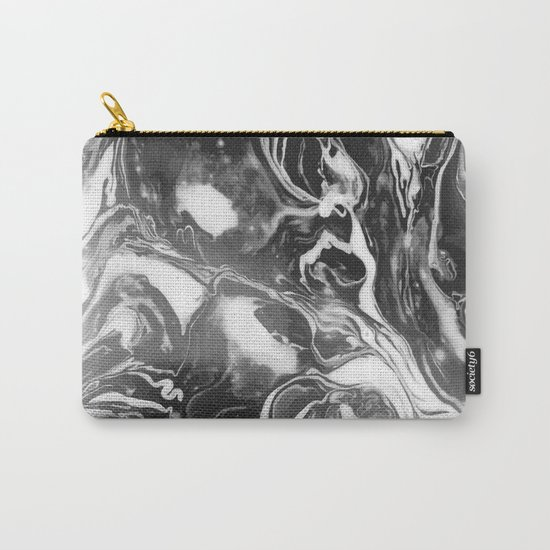 Melt - Asphalt Carry-All Pouch