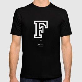 Film Life - BIG F - Light print T-shirt