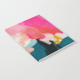 pink sky Notebook