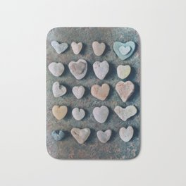 Heartfull Bath Mat
