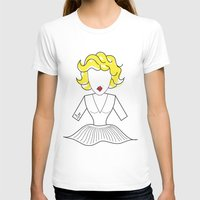 marylin monroe T-shirts featuring MARYLIN by Analy Diego