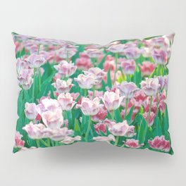 Spring Tulips - The Flower Collection Pillow Sham