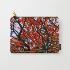 Raging Trees Carry-All Pouch