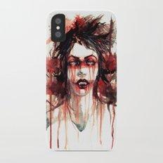 VAMPIRE iPhone X Slim Case