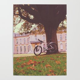 Manor Bike ride Poster