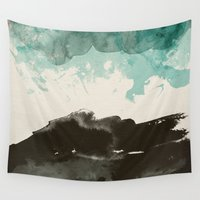 storm Wall Tapestries featuring storm by Golden Boy