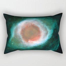 Eye Galaxy Rectangular Pillow