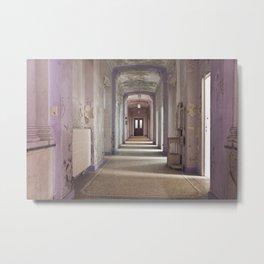 The Sweet Hallway Metal Print