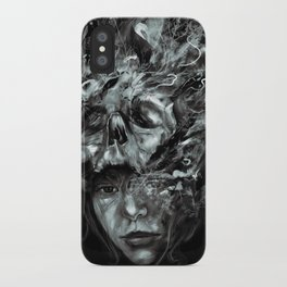 Empress Death iPhone Case