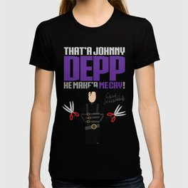Edward Scissorhands T-shirt