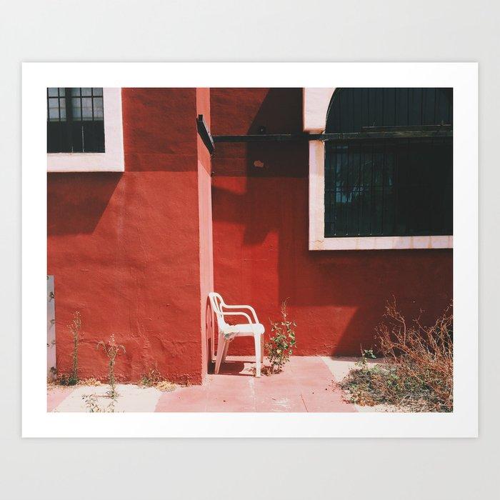 Chair Kunstdrucke